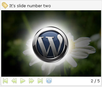 Wordpress (a)Slideshow plugin