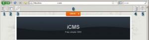 iCMS Admin Mode