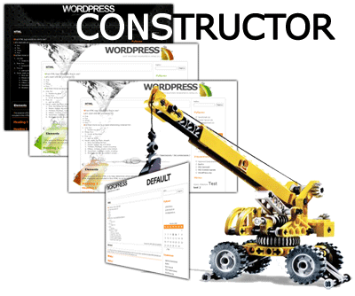 Wordpress Constructor Theme