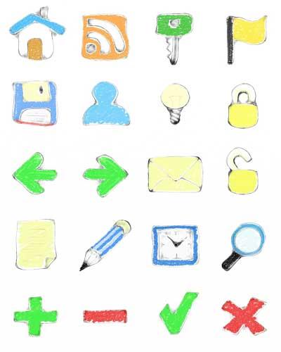 бесплатные иконки: