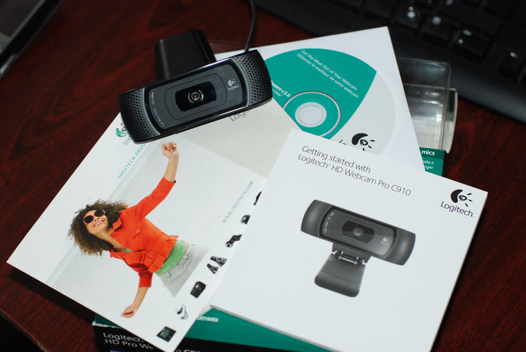 Logitech Hd Pro Webcam C910 Sudo Null It News