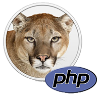 PHP and Mountain Lion