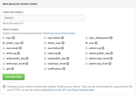 GitHub Access Token